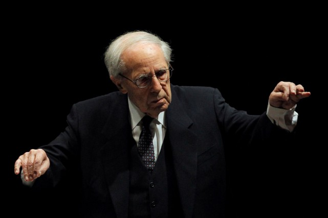 Incarnation par excellence du chef «analytique», Pierre Boulez... (Archives, Associated Press)