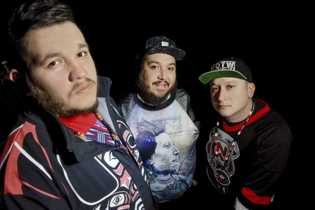 Le groupe ottavien, A Tribe Called Red, participera... (Courtoisie)