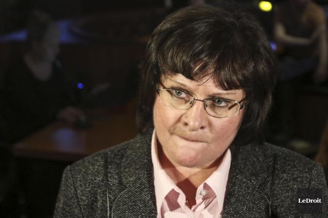 L'ex-députée Françoise Boivin poursuit toujours sa réflexion quant... (Patrick Woodbury, Archives LeDroit)