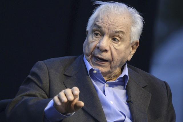 Michel Galabru est décédé lundi à l'âge de... (archives Agence France-Presse)