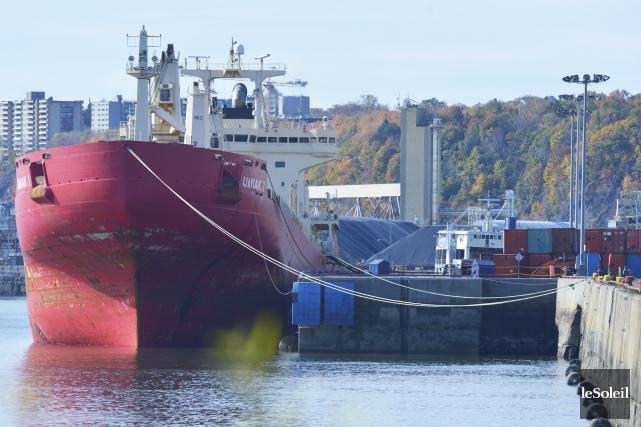 Les exportations totales ont avancé de 0,4 %... (Photothèque Le Soleil, Jean-Marie Villeneuve)