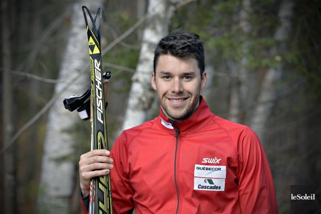 Alex Harvey entend skier pour le plaisir d'ici... (Photothèque Le Soleil, Pascal Ratthé)