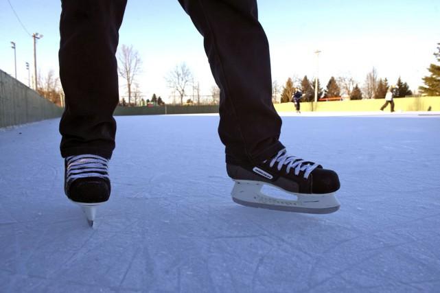 Les amateurs de patinage devront faire une croix... (Stéphane Lessard)