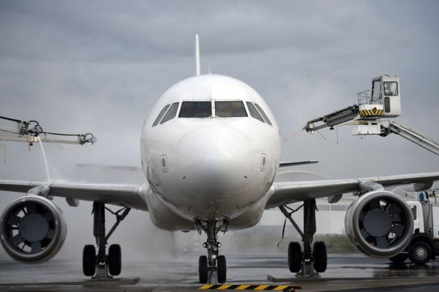 BOC Aviation, filiale de leasing de Bank of China basée à Singapour, a annoncé... (Photo AFP)