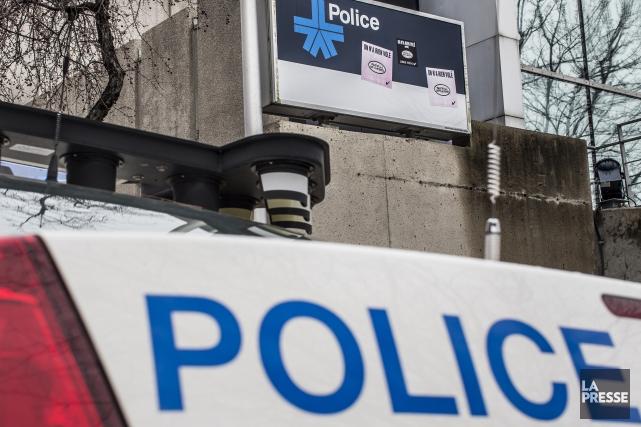 Québec élargit le mandat du Service de police de la ville de Montréal (SPVM)... (ARCHIVES LA PRESSE)