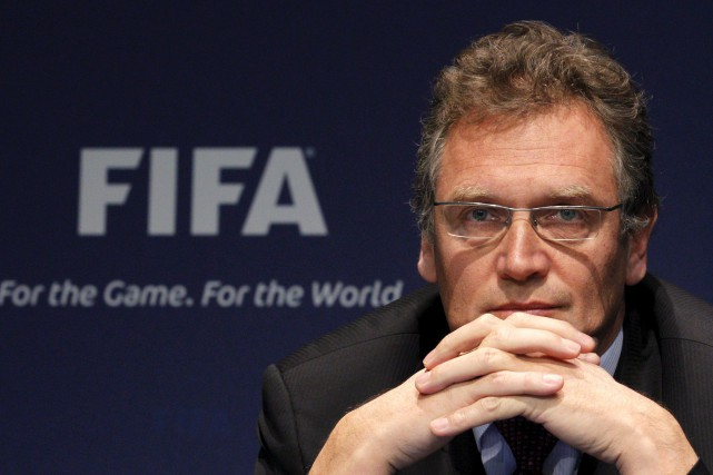 Jérôme Valcke... (Photo archives Reuters)