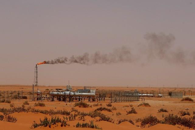 L'Arabie saoudite est le premier exportateur mondial de... (PHOTO MARWAN NAAMANI, ARCHIVES AFP)