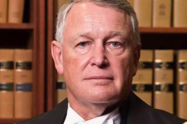 Le juge Robin Camp.... (PHOTO COURTOISIE COUR FÉDÉRALE DU CANADA)