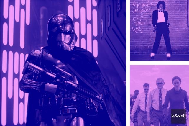 Star Wars déloge Avatar... en Amérique (Infographie Le Soleil)