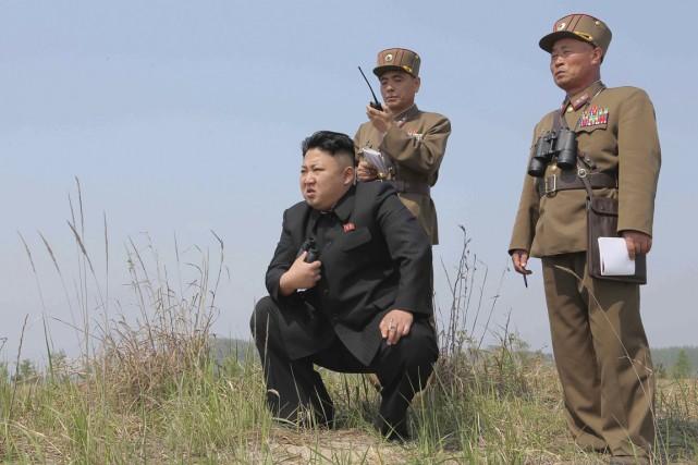 Bien que Pyongyang soit déjà sous le coup... (Photo archives Reuters)