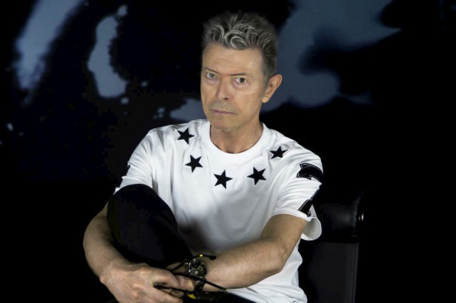Avec Blackstar, David Bowie ouvre un nouveau chapitre... (Fournie par Sony Music)