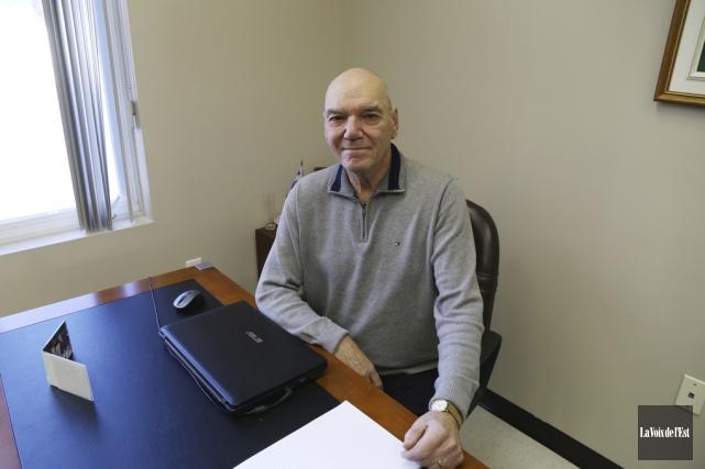 Depuis les derniers mois, le maire de Stukely-Sud,... (Janick Marois, La Voix de l'Est)
