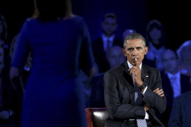 «Nous n'allons pas éliminer la violence par les... (Photo Reuters)