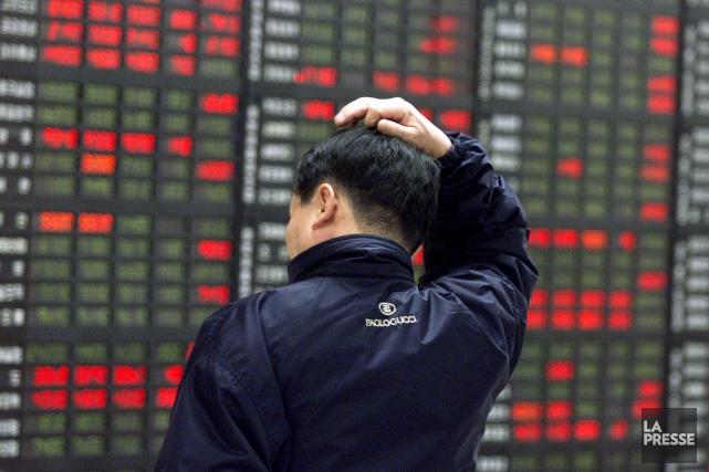Le désinvestissement mondial de jeudi est survenu après... (Archives, La Presse)