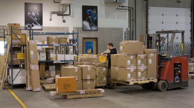 reebok distribution center indianapolis