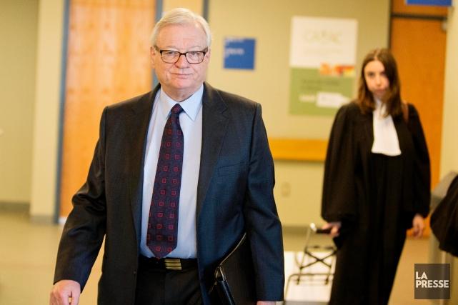 L'ancien maire de Laval, Gilles Vaillancourt... (PHOTO ALAIN ROBERGE, ARCHIVES LA PRESSE)