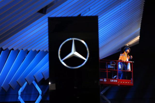 Un client accuse Mercedes d'avoir menti sur le... (Archives AP)