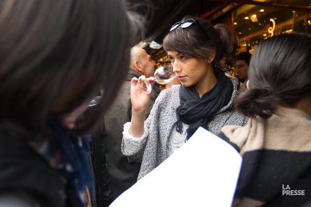 Laura Vidal a quitté le Québec en 2010... (PHOTO FRANÇOIS ROY, ARCHIVES LA PRESSE)