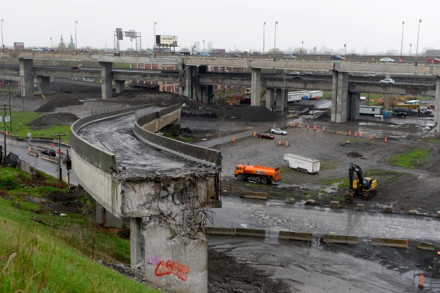Le ministère des Transports du Québec assure que... (PHOTO BERNARD BRAULT, ARCHIVES LA PRESSE)