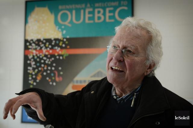 Jean-Paul L'Allier... (Photothèque Le Soleil, Patrice Laroche)