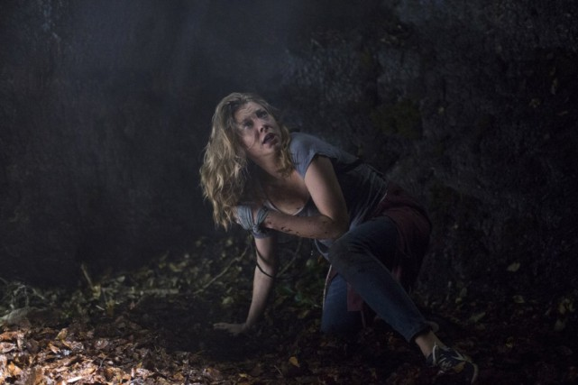 Natalie Dormer dans The Forest de Jason Zada... (PHOTO FOURNIE PAR UNIVERSAL)