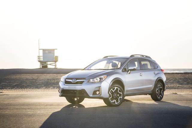 La Subaru Crosstrek 2016... (PHOTO FOURNIE PAR SUBARU)