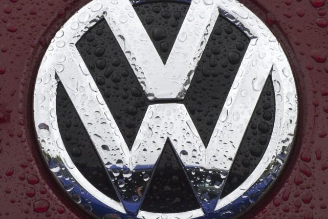 Volkswagena vendu 9,93 millions de véhicules en 2015,... (PHOTO PAUL J. RICHARDS, ARCHIVES AFP)