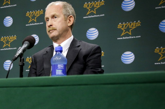 Selon Jim Nill, directeur général des Stars de... (PHOTO ARCHIVES AP)