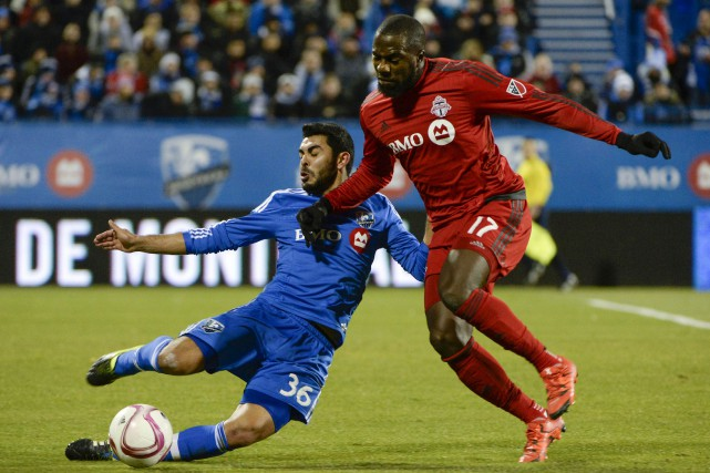 L'Impact amorcera le Championnat canadien contre le Toronto... (Photo Eric Bolte, USA Today)