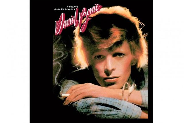 Young Americans, de David Bowie... (IMAGE FOURNIE PAR LA MAISON DE DISQUES)