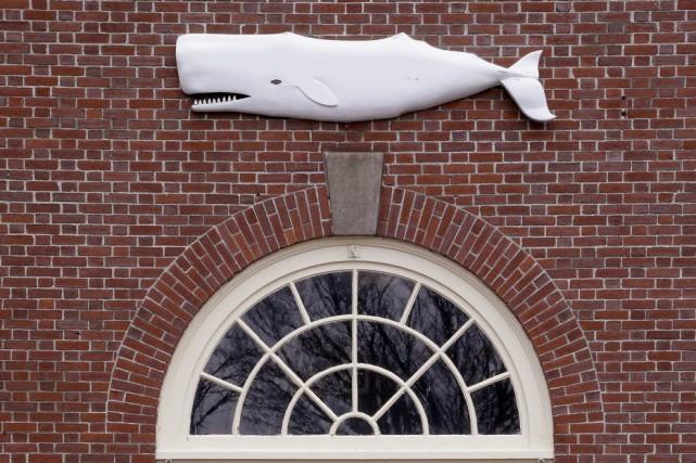 Le musée de la pêche à la baleine... (PHOTO AP)