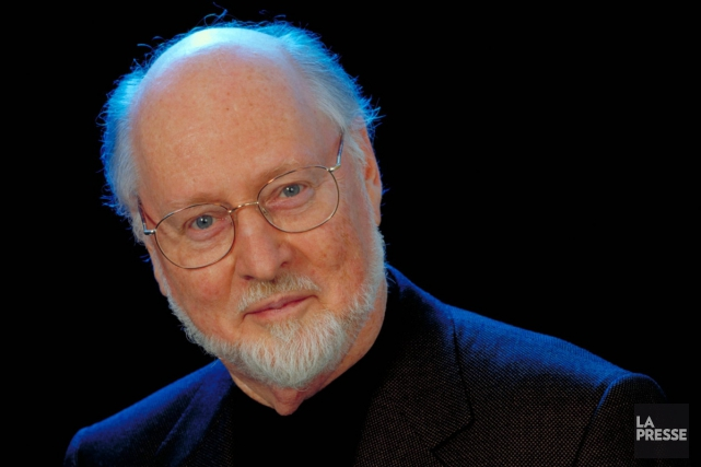 John Williams, compositeur de la musique de Star... (Archives La Presse)