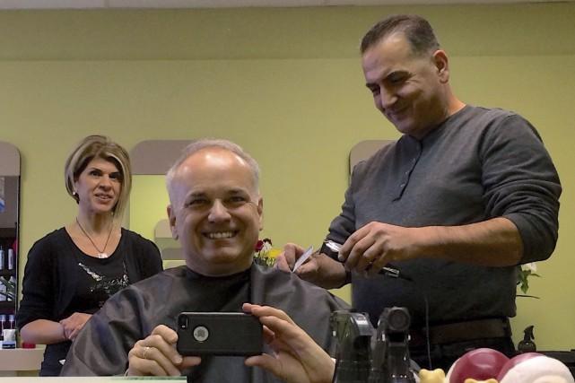 Le maire de Coquitlam, Richard Stewart, s'est réjoui...