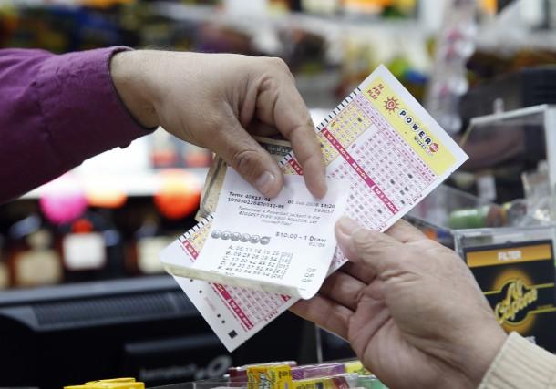 Le gros lot de la loterie Powerball pour... (La Presse Canadienne)