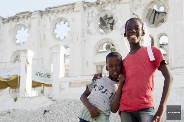 L'organisme SPES-Haïti démarre un projet de prévention en... (Archives La Tribune)