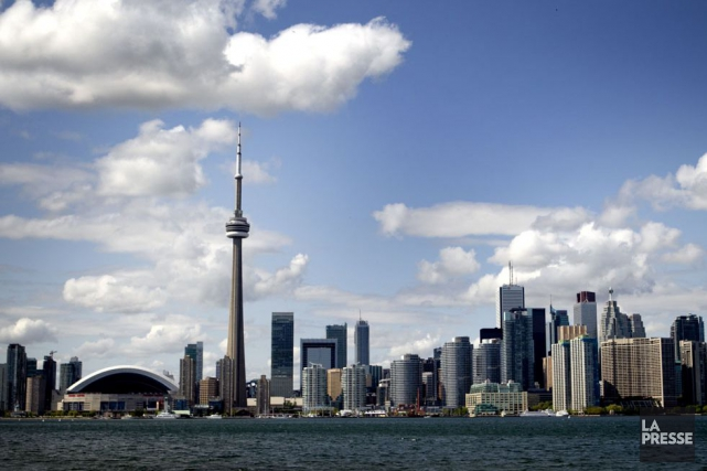 Toronto... (Archives La Presse)