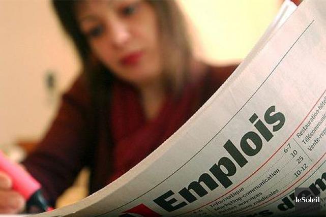 La proportion de travailleurs temporaires de moins de... (Photothèque Le Soleil)