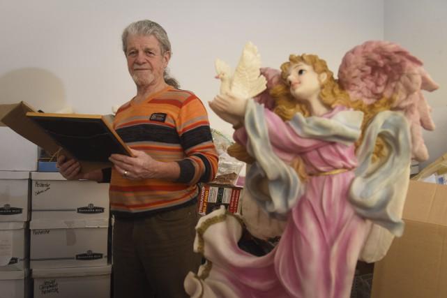 Henri Provencher souhaite poursuivre l'oeuvre de la Fondation... (François Gervais)