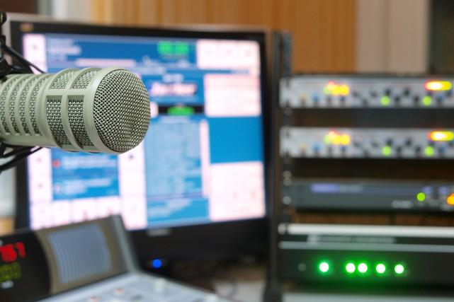 Après deux années de tourmente à la tête de la station radiophonique... (Photo 123RF)