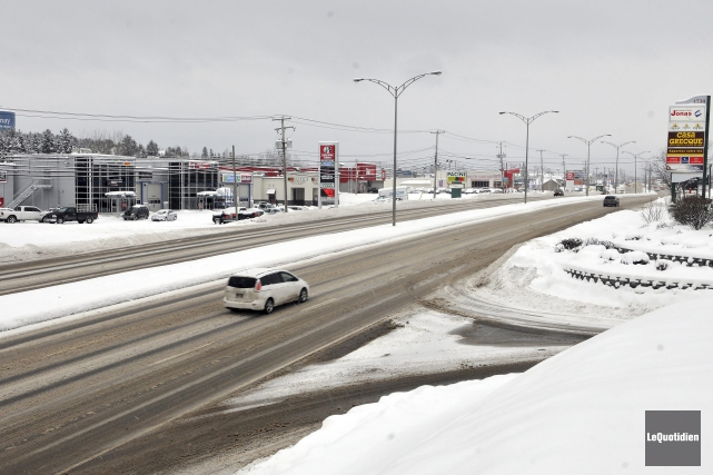 Saguenay prévoit investir 3 M$ pour refaire une... (Archives Le Quotidien)