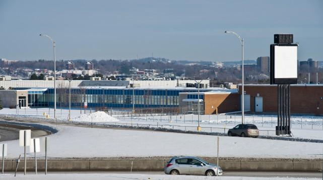 La première superclinique de Sherbrooke pourrait être le... (Photo Spectre Média, Jessica Garneau)