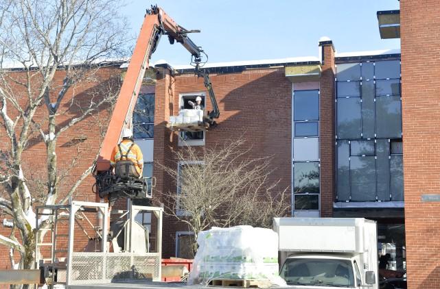 L'Université Bishop'ssouhaitait construire de nouvelles résidences, mais elle... (Photo Spectre Média, Maxime Picard)