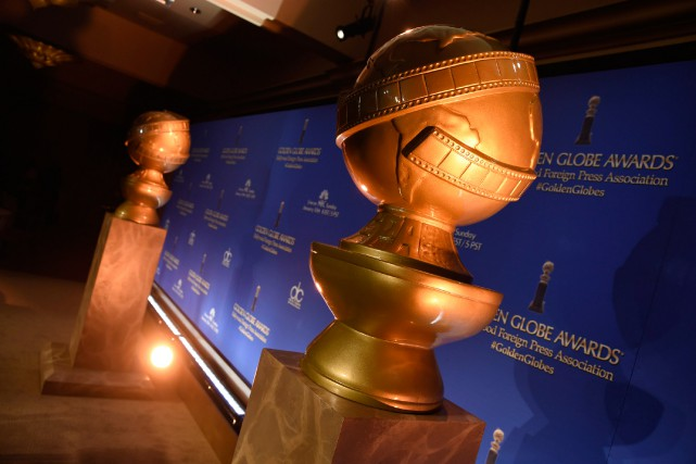 Les Golden Globes ont été fondés en 1943... (Archives AP)