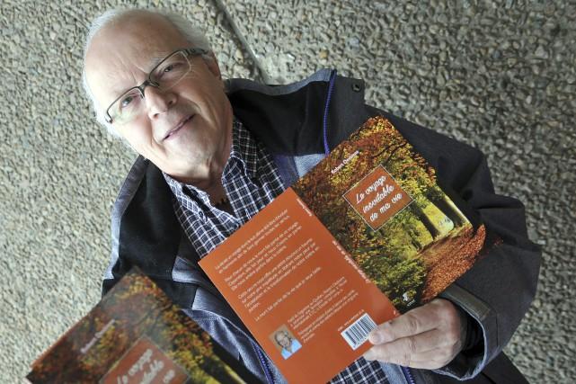 Robert Desbiens lancera son deuxième livre le 24... (Photo Le Progrès-Dimanche, Rocket Lavoie)