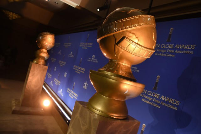 Suivez en direct la 73e cérémonie des Golden Globes Awards en... (PHOTO CHRIS PIZZELLO, AP/INVISION)