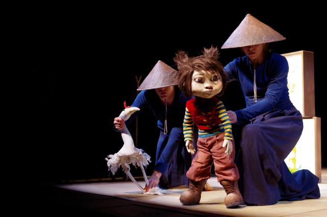 La pièce Rosépine, des Amis de Chiffon, sera... (Photo courtoisie)