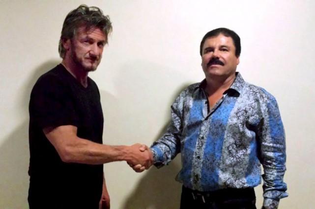 Le baron mexicain de la drogue Joaquin «El... (Courtoisie)