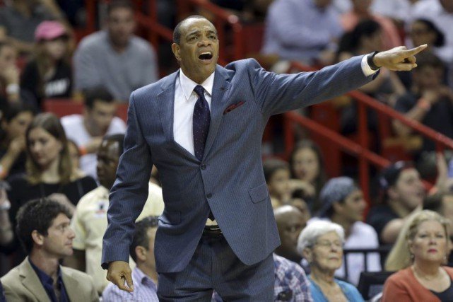 Lionel Hollins... (Photo Lynne Sladky, archives AP)