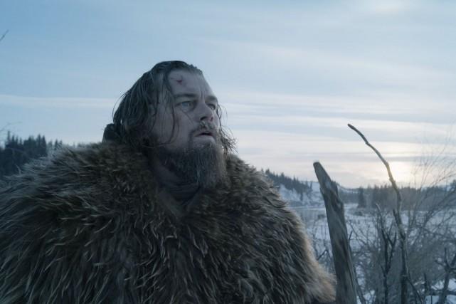 Leonardo DiCaprio a déjà deux Golden Globes à... (PHOTO FOURNIE PAR TWENTIETH CENTURY FOX)