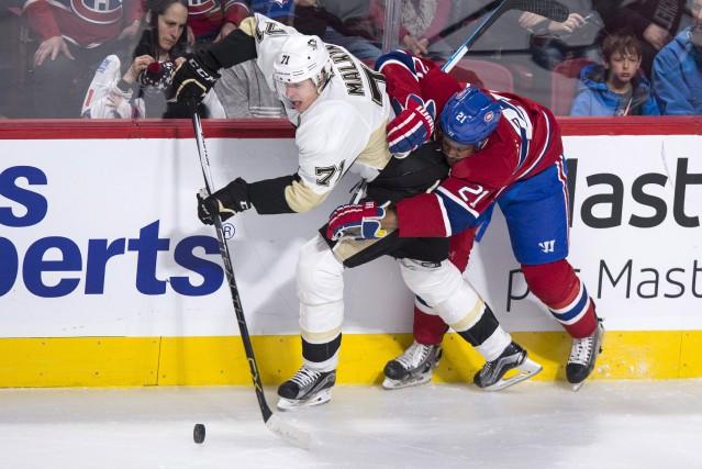 Après son revers crève-coeur de 3-1 samedi aux... (La Presse Canadienne, Paul Chiasson)